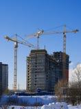 Wohnungsbau Lizenzfreie Stockfotografie