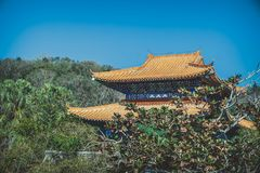 Wohnungsbauarchitektur Architektur-China stockbilder