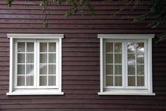 Wohnungsfenster Stockfotografie