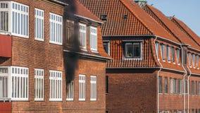 Wohnungsfeuer Lizenzfreies Stockfoto