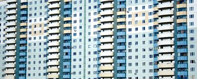 Wohnungshaus Stockbilder