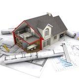 Wohnungskonzepte vektor abbildung