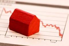 Wohnungsmarkt Lizenzfreies Stockbild