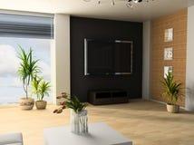Wohnungsstudio Lizenzfreie Stockbilder