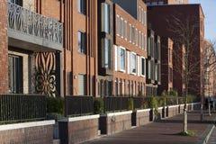 Wohnviertel stockbilder
