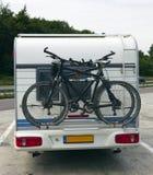 Wohnwagen Stockfotografie