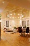 Wohnzimmer. Lizenzfreies Stockbild