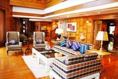 Wohnzimmer stockfoto