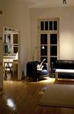 Wohnzimmer lizenzfreie stockfotografie