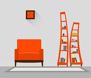 Wohnzimmer 8 stock abbildung