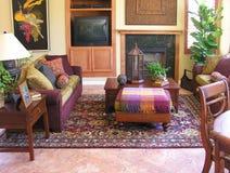 Wohnzimmer lizenzfreies stockfoto