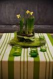 Wohnzimmer-Dekoration Lizenzfreie Stockfotos