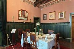 Wohnzimmer des 19. Jahrhunderts Lizenzfreie Stockbilder