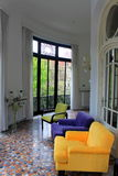 Wohnzimmer für Entspannung Lizenzfreie Stockfotos