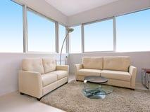 Wohnzimmer modern Stockbilder