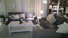 Wohnzimmerdesign Lizenzfreies Stockbild