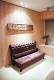 Wohnzimmerdetail Lizenzfreies Stockfoto