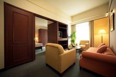 Wohnzimmerinnenraum stockbilder