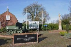 WOII memorial Royalty Free Stock Photo