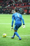 Wojciech Szczesny (Arsenal London) Royalty Free Stock Images