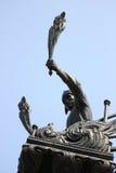 Wojennego pomnika pomnik Obrazy Stock