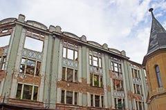 Wojenni wspominki w Sarajevo Zdjęcia Stock