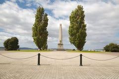 Wojenny pomnik Hobart Fotografia Stock