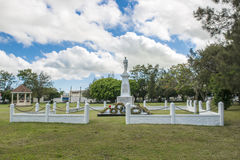 Wojenny pomnik Tonga Zdjęcia Royalty Free