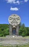 Wojenny pomnik w Niksic 2 Fotografia Royalty Free
