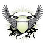 wojennych skrzydła Obrazy Stock