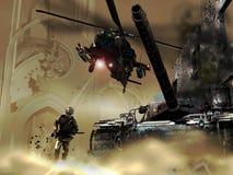 wojna ilustracji