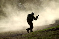 wojna fotografia stock