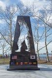 Wojna Koreańska pomnik, Bateryjny park, Nowy Jork zdjęcia royalty free