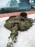Wojna w Ukraina Obraz Royalty Free