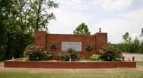 Wojna W Wietnamie pomnik, Millington, TN obraz stock