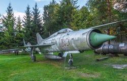 Wojna światowa dwa - militarny samolot Fotografia Royalty Free