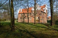 Wojnowice Castle Stock Images