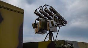 Wojny Światowej 2 piechoty pistoletów maksymy anty pistolet na ciężarówce zbiory