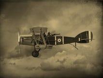 Wojny Światowa Jeden samolot obrazy stock
