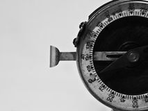 Wojny Światowa 2 kompas Obrazy Stock