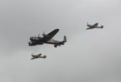 Wojny Światowa 2 samoloty Fotografia Royalty Free