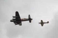 Wojny Światowa 2 samoloty Zdjęcie Stock
