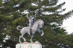 Wojownik statua Obraz Stock