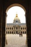 wojska France muzeum Paris Obraz Stock