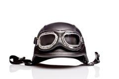 wojska hełma motocykl my Obrazy Stock