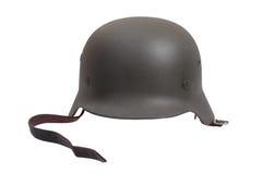 wojska niemieckiego hełma ii okresu wojenny świat Zdjęcie Royalty Free