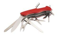 wojska noża szwajcar Obraz Stock