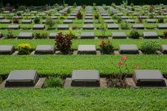 Wojsko, wojsko żołnierz, kamień - przedmiot, Kanchanaburi prowincja, Thail zdjęcia royalty free