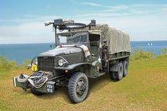 Wojsko ciężarówka Zdjęcie Royalty Free