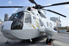 wojsko helikopter Zdjęcie Royalty Free